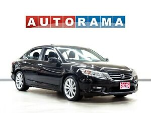 2015 Honda Accord TOURING NAVI BACK UP CAM LEATHER SUNROOF 6 SPE