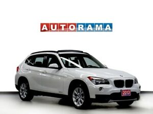 2013 BMW X1 XDRIVE NAVIGATION LEATHER SUNROOF