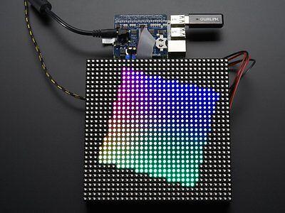 Matrix Hat (Adafruit RGB Matrix HAT + RTC for Raspberry Pi - Mini)