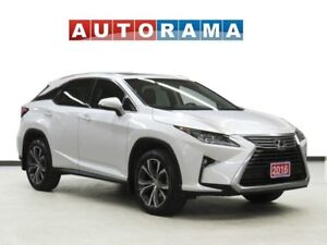 2016 Lexus RX 350 NAVIGATION LEATHER SUNROOF BACK UP CAM AWD
