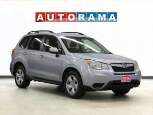 2015 Subaru Forester 4WD Limited Navigation Leather Sunroof Back