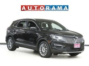 2015 Lincoln MKC NAVIGATION LEATHER PAN SUNROOF BACK UP CAM AWD