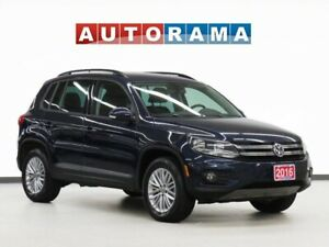 2016 Volkswagen Tiguan COMFORTLINE AWD BACKUP CAM PUSH BUTTON ST