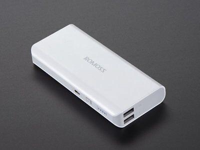 USB Battery Pack for Raspberry Pi - 10000mAh - 2 x 5V output