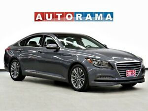 2015 Hyundai Genesis TECH PKG NAVI PAN SUNROOF LEATHER BACK UP C