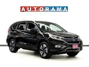 2015 Honda CR-V TOURING PKG NAVI LEATHER SUNROOF BACK UP CAM AWD
