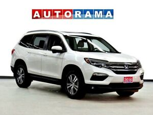 2016 Honda Pilot EX-L LEATHER SUNROOF AWD 7PASS BACK UP CAMERA