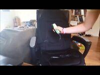MIVOTEX VIBRATING MASSAGE SEAT /CAR SEAT CUSHION