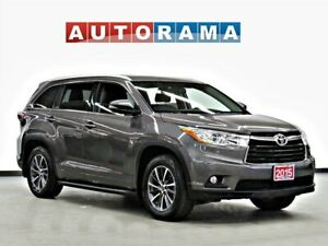 2015 Toyota Highlander Hybrid XLE HYBRID NAVI LEATHER SUNROOF 7