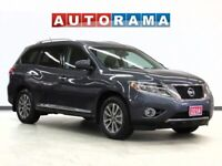 2014 Nissan Pathfinder SL NAVIGATION LEATHER SUNROOF 7-PASSENGER
