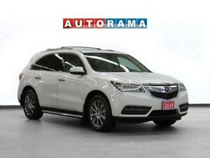 2014 Acura MDX Elite AWD Navigation Leather Sunroof Backup Cam