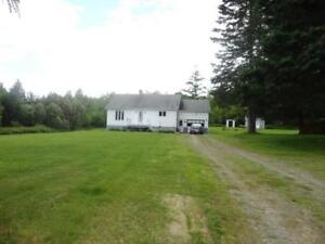 129 Back California Settlement Road Grand-Sault, New Brunswick