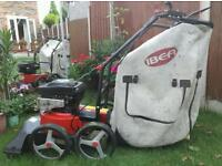 Ibea Turbo 70 ( Billy Goat ) self propelled leaf collector