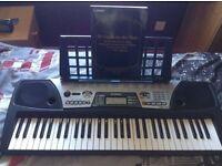 Yamaha electronic Keyboard PSR-175