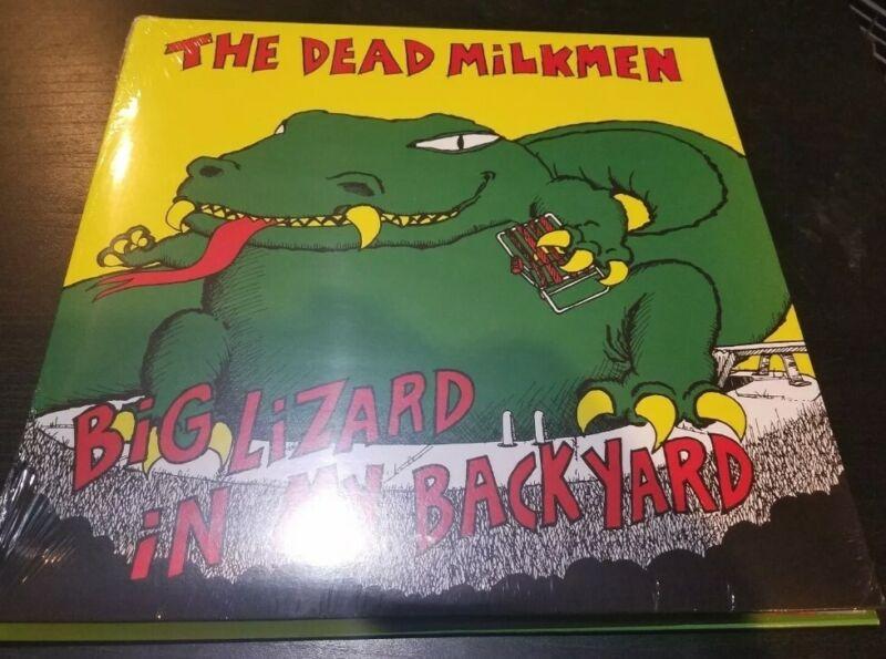 The Dead Milkmen - Big Lizard In My Backyard - Vinyl LP punk Nofx