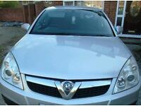 2006 Vauxhall Vectra Exclusiv 16V, 1796CC Petrol 5DR, Manual