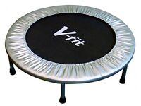 v-fit trampoline