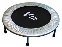 Very sturdy fitness trampoline