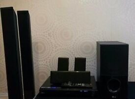 LG 5.1 Blu-ray home cinema system, 1100W ,Full Hd, Internet Connectivity