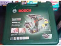 Bosch drill *new and boxed*