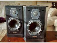 Tannoy 605 bookshelf / standmount speakers