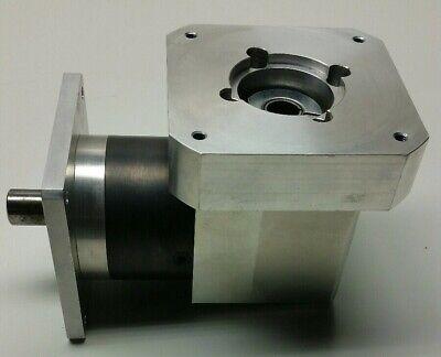 Neugart Wple80 Speed Reducer 15 Ratio Right Angle Planetary Gear Box