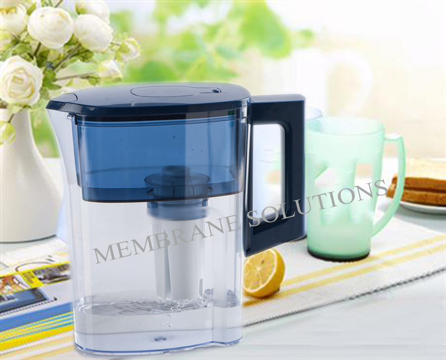 2.5 L Modern Water Filter Pitcher Cup Daily Life Drinking