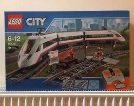 Lego 60051 Passenger Train