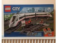 Lego 60052 Passenger Train