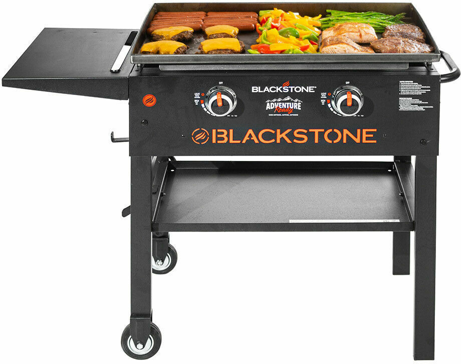 28 inch outdoor flat top gas grill
