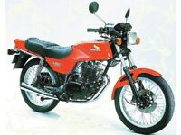 HONDA CB250RS PROJECTS