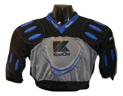 Kooga Samurai II Short Rugby Upper Body Protection Size UK XL Mens