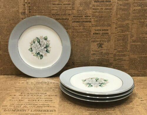 4 Harmony House SHERATON  Salad Plate 3250 Seyei Fine China