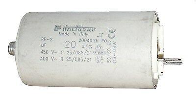 Hauswasserwerk HWI 1300 Inox HW 1300 Inox HW 1100 etc 349827 AL-KO Kondensator