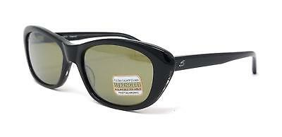 9ad22fe84a SERENGETI SUNGLASSES BAGHERIA 7787 SHINY BLACK POLARIZED 555 ANTI GLARE