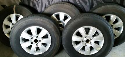 "VW Amarok 16"" alloy rims Medowie Port Stephens Area Preview"