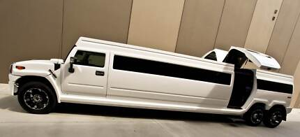 HUMMER CITY LIMOUSINES PERTH $349