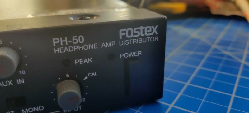 Fostex PH-50 Headphone Amplifier Distributor