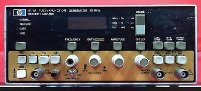 Hp - Agilent - Keysight 8111a Pulse Generator
