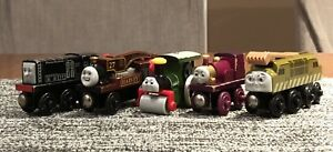 Calling All Engines Pack - Thomas Wooden Railway