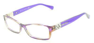 JIMMY CHOO JC 41 ECW 53mm Eyewear Glasses RX Optical Glasses FRAMES NEW - ITALY