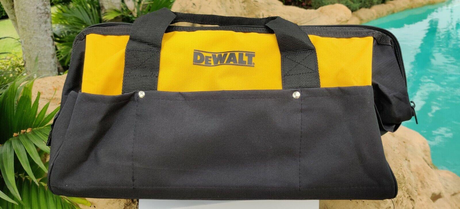 Dewalt Extra Large 20 Inch Heavy Duty Deep Wide Mouth Tool B