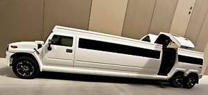 HUMMER CITY LIMOUSINES PERTH Northbridge Perth City Area Preview