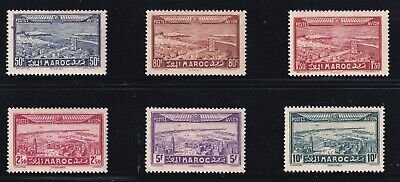 MOROCCO STAMP AIRMAIL MH/OG STAMPS COLLECTION LOT #2