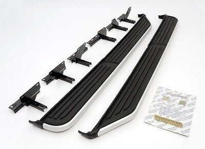 Land Rover Discovery 3 4 Side Steps Running Boards OEM Style Quality VTK500010