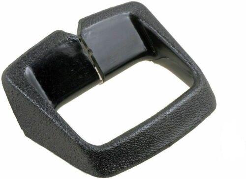 1973-81 GM Bucket Seat Shoulder Belt Harness Rectanglular Loop Guide Retainer OE