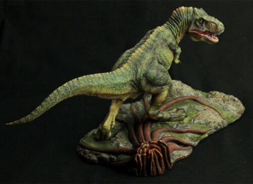 T Rex Tyrannosaurus Model Dinosaur Large Figure Toy Base Collector Decor Gift