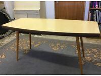 Retro kitchen / dining table