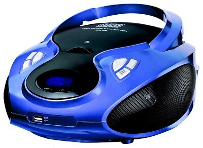 CD-Player | Stereoanlage | Kompaktanlage | CD-Radio | Boombox | Kinder Radio |