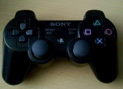 Playstation Controller PS3 Official Black